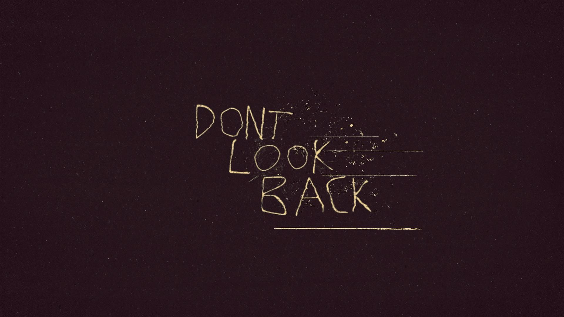 王致白「Dont look back」.jpg